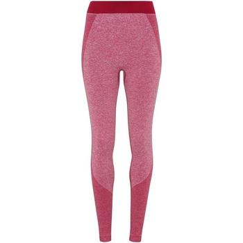 textil Mujer Leggings Tridri TR212 Burdeos