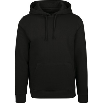 textil Hombre Sudaderas Build Your Brand BY084 Negro