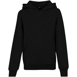 textil Hombre Sudaderas Build Your Brand BY117 Negro