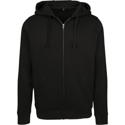 textil Hombre Sudaderas Build Your Brand BY085 Negro