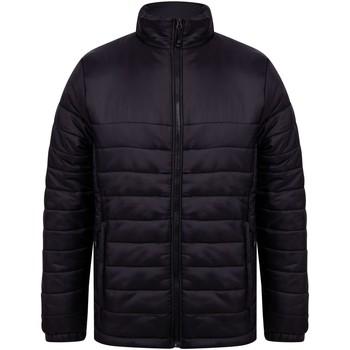 textil Chaquetas Henbury HB870 Negro