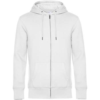 textil Hombre Sudaderas B&c  Blanco