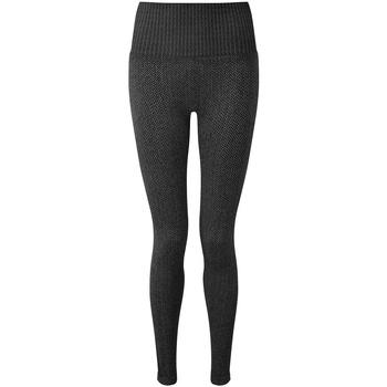textil Mujer Leggings Tridri TR219 Gris