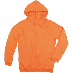 textil Hombre Sudaderas Stedman  Naranja