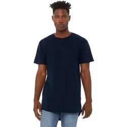 textil Hombre Camisetas manga corta Bella + Canvas CA3006 Azul