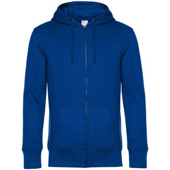 textil Hombre Sudaderas B&c WU03K Azul