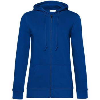 textil Mujer Sudaderas B&c WW36B Azul