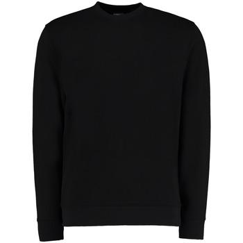 textil Hombre Sudaderas Kustom Kit KK334 Negro