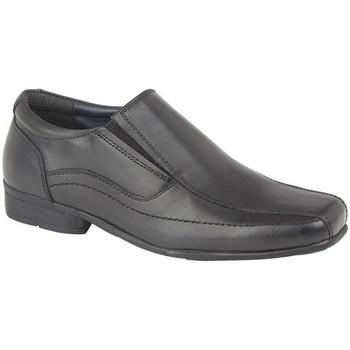 Zapatos Niño Mocasín Roamers  Negro