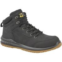 Zapatos Hombre Senderismo Grafters  Negro