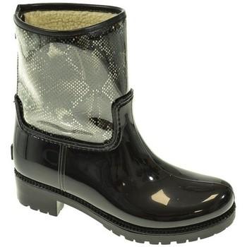 Zapatos Mujer Botas de agua Isteria BOTA AGUA  NEGRO Negro