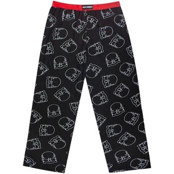 textil Hombre Pantalones de chándal Call Of Duty  Negro