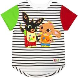 textil Niños Camisetas manga corta Bing Bunny  Multicolor
