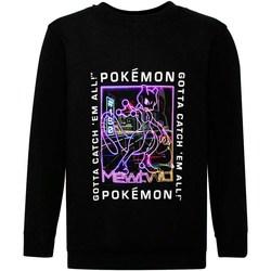textil Niño Sudaderas Pokemon  Negro