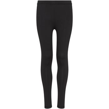 textil Niños Pantalones de chándal Awdis JC87J Negro Intenso