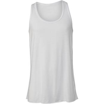 textil Niños Camisetas sin mangas Bella + Canvas BE219 Blanco