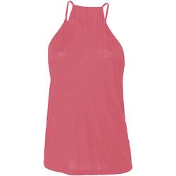 textil Mujer Camisetas sin mangas Bella + Canvas BE8809 Malva