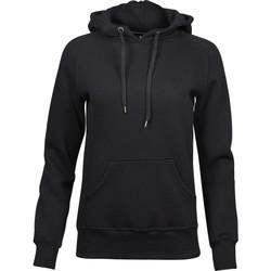 textil Mujer Sudaderas Tee Jays T5431 Negro