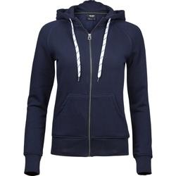 textil Mujer Sudaderas Tee Jays T5436 Azul marino
