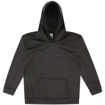 textil Niños Sudaderas Awdis JH06J Negro Azabache