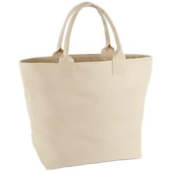 Bolsos Mujer Bolso shopping Quadra QD26 Blanco Roto