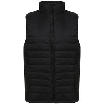 textil Chaquetas Henbury HB875 Negro