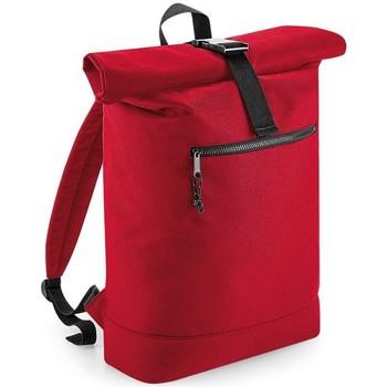 Bolsos Mochila Bagbase BG286 Rojo Clásico