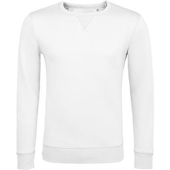 textil Sudaderas Sols 02990 Blanco