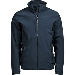 textil Hombre Chaquetas Tee Jays T9606 Azul