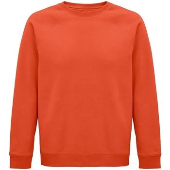 textil Sudaderas Sols 03567 Naranja