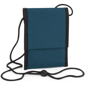 Bolsos Niño Cartable Bagbase BG283 Azul