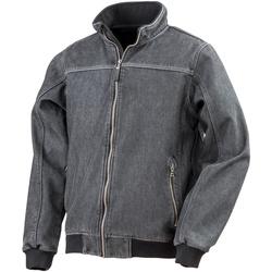 textil Hombre Chaquetas Result R406X Negro