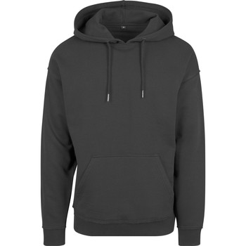 textil Hombre Sudaderas Build Your Brand BY074 Negro
