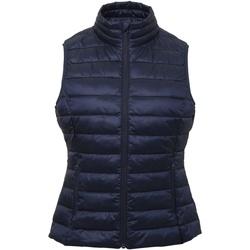 textil Mujer Chaquetas de punto 2786 TS31F Azul marino