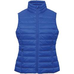 textil Mujer Chaquetas de punto 2786 TS31F Azul