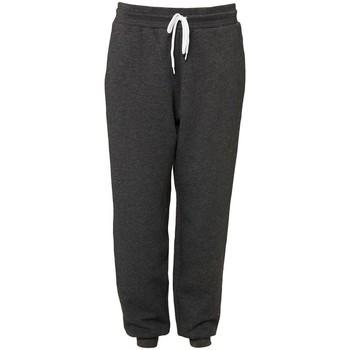 textil Pantalones de chándal Bella + Canvas BE126 Gris