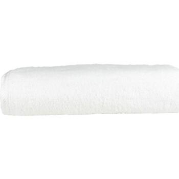Casa Toalla y manopla de toalla A&r Towels RW6538 Blanco