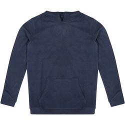 textil Sudaderas Awdis EA041 Azul