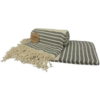 Casa Toalla de playa A&r Towels RW7280 Negro