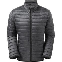 textil Hombre Chaquetas 2786 TS037 Gris