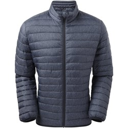 textil Hombre Chaquetas 2786 TS037 Azul