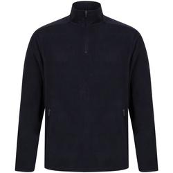 textil Sudaderas Henbury HB858 Azul