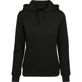 textil Mujer Sudaderas Build Your Brand BY087 Negro