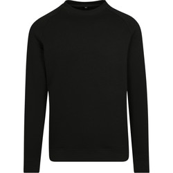textil Hombre Sudaderas Build Your Brand BY094 Negro