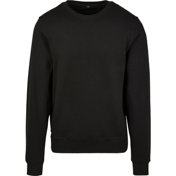 textil Hombre Sudaderas Build Your Brand BY119 Negro