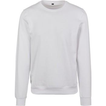 textil Hombre Sudaderas Build Your Brand BY119 Blanco