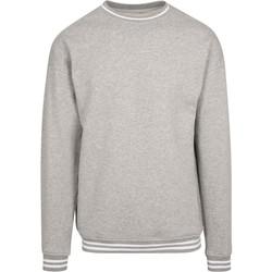 textil Hombre Sudaderas Build Your Brand BY104 Blanco