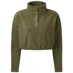 textil Mujer Sudaderas Tridri TR087 Verde