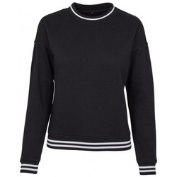 textil Mujer Sudaderas Build Your Brand BY105 Negro