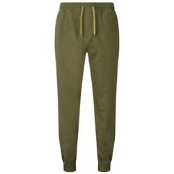 textil Hombre Pantalones de chándal Asquith & Fox AQ055 Verde